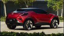 Los Angeles: Toyota mostra conceito C-HR pelas mãos da divisão Scion