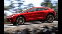 Oficial: Lamborghini confirma crossover inédito para 2018