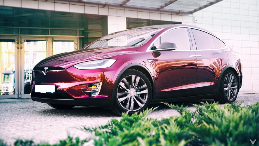 Model X by Vilner : la Tesla la plus silencieuse du monde
