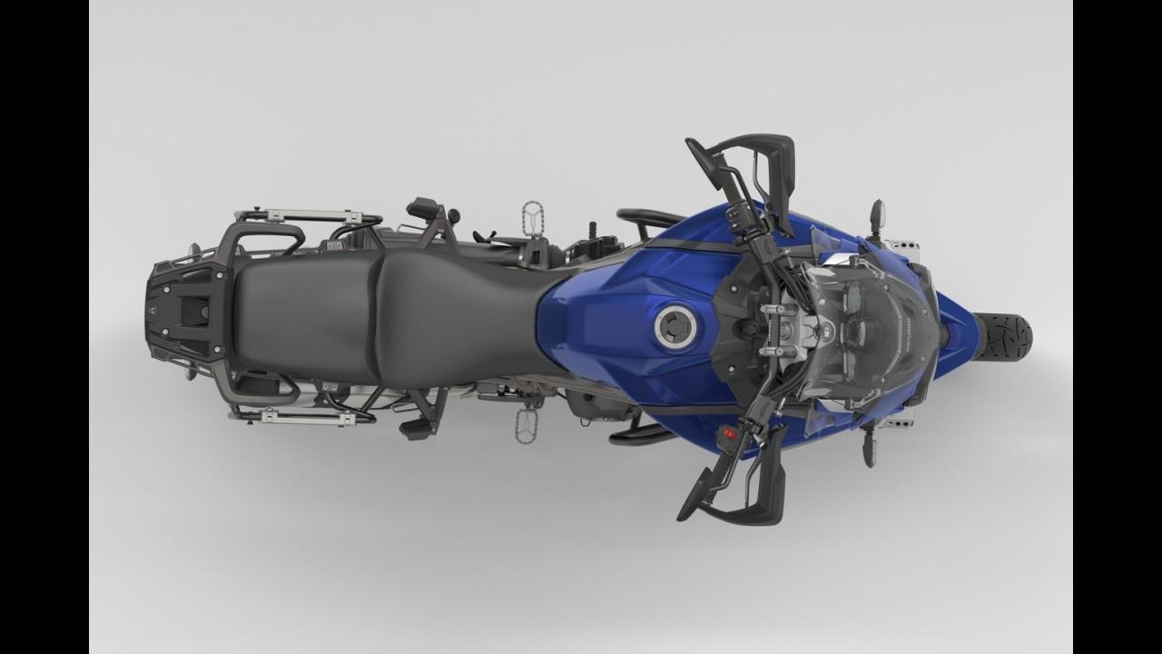 Triumph Tiger Explorer XCa chega ao Brasil por R$ 78,5 mil