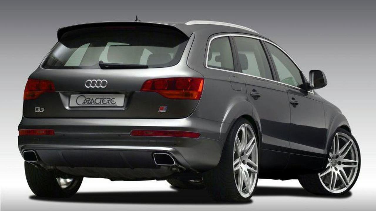 B&B Audi Q7 TDI