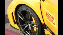 Pirelli Cyber Tyre, la gomma che sa la strada (e parla con l'auto)