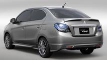 Mitsubishi G4 Compact Sedan Concept 15.04.2013