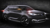 SsangYong SIV-1 concept, 1280, 08.2.2013