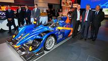 Renault n°36 Alpine race car 22.3.2013