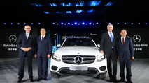 Mercedes-Benz GLC production in China
