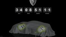Rimac One Concept teased ahead of Frankfurt