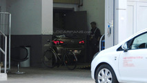 2013 Opel Astra convertible spy photo 13.05.2011