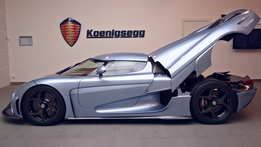 Koenigsegg introduces Autoskin feature for Regera [video]