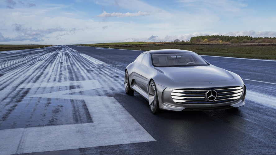 Mercedes'in elektrikli alt markasının adı MEQ olabilir