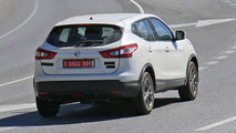 Mysterious Nissan Qashqai prototype spied undergoing testing