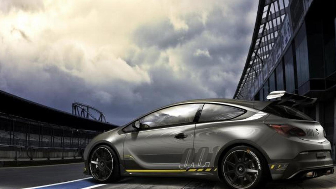2014 Opel Astra OPC EXTREME