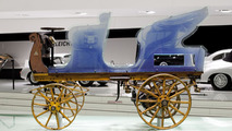 1898 Egger-Lohner C.2 Phaeton model (aka Porsche P1)