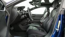Prueba Tesla Model S 75D