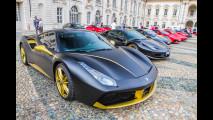Parco Valentino, le auto di Cars and Coffee