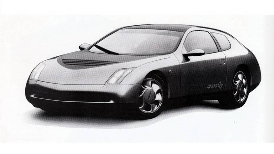 1989 Toyota 4500GT konsepti