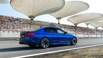 2018 BMW M5 on Shanghai International Circuit