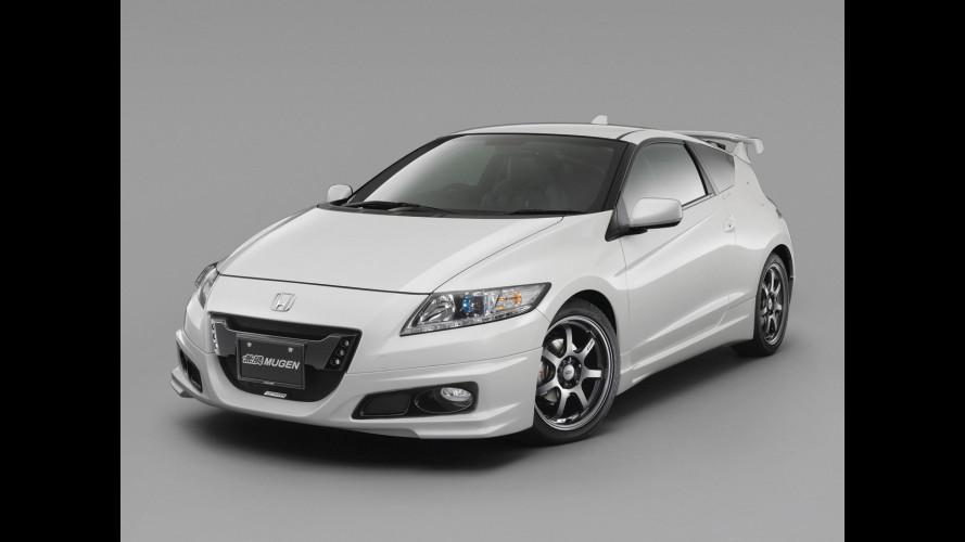 Honda CR-Z iCF Mugen