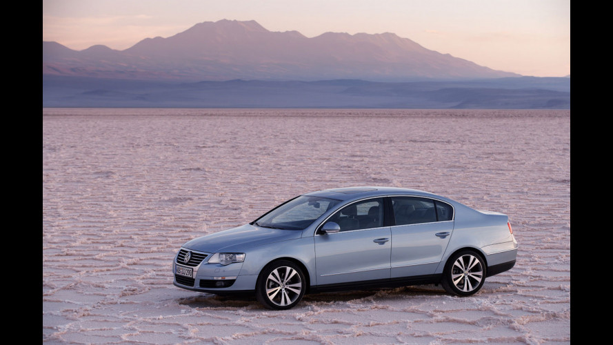 Nuovo allestimento Business per VW Passat