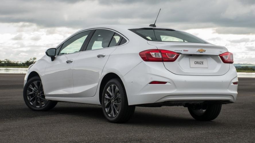 GM oferece Cruze, Tracker, Spin e Cobalt com condições especiais