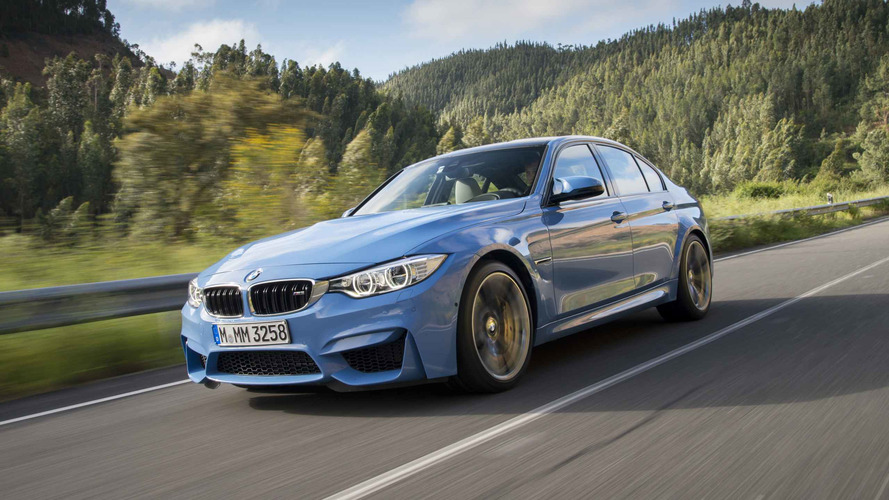 BMW M3 production set to end early in May