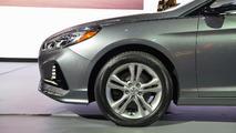 2018 Hyundai Sonata - New York 2017