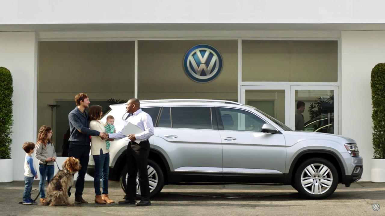 Volkswagen Atlas Ad