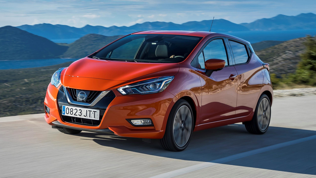 2017 nissan micra review. Black Bedroom Furniture Sets. Home Design Ideas
