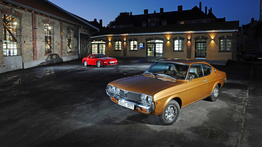 Mazda Classic Car Museum Opens in Germany With 45 Models