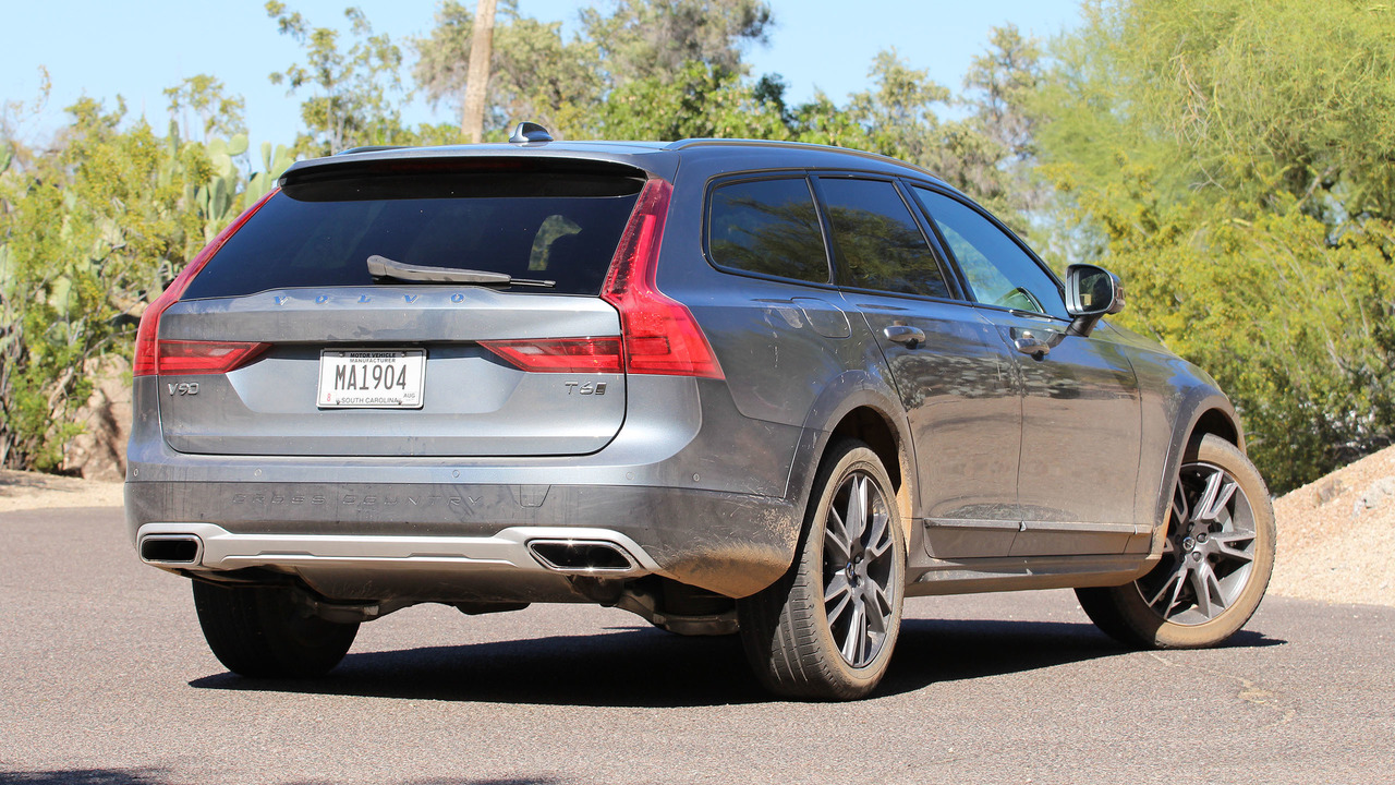 2017 volvo v90 cross country first drive photo. Black Bedroom Furniture Sets. Home Design Ideas