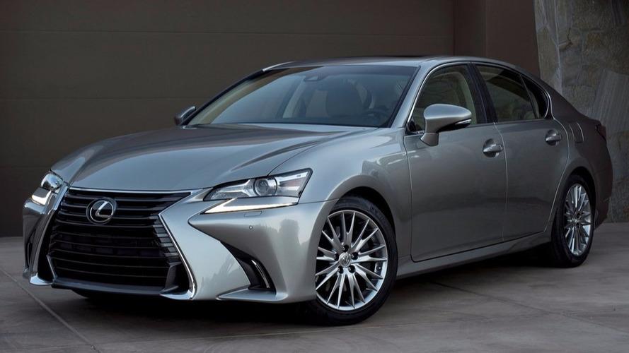 Les jours de la Lexus GS sont peut-être comptés