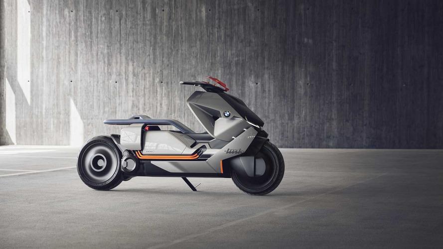 BMW Motorrad Concept Link propõe novo estilo de mobilidade