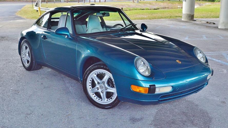 1996 Porsche 911 Targa eBay
