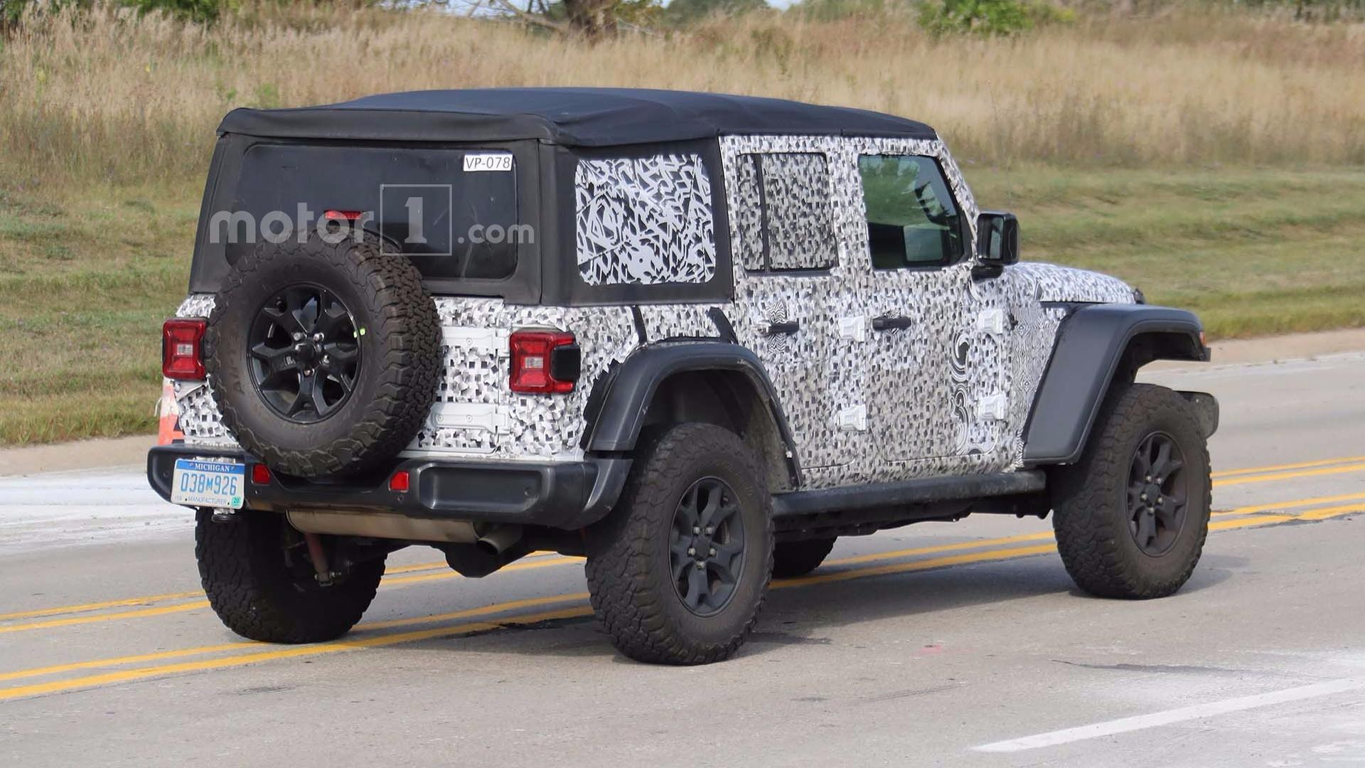 2018 - [Jeep] Wrangler - Page 3 Jeep-wrangler-unlimited-rubicon-spy-photo
