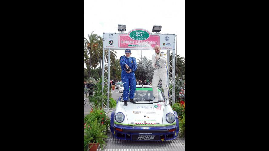 Sanremo Rally Storico: un tuffo nel passato