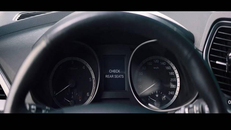 Hyundai Develops Rear Seat Alert To Prevent Child Heat Deaths