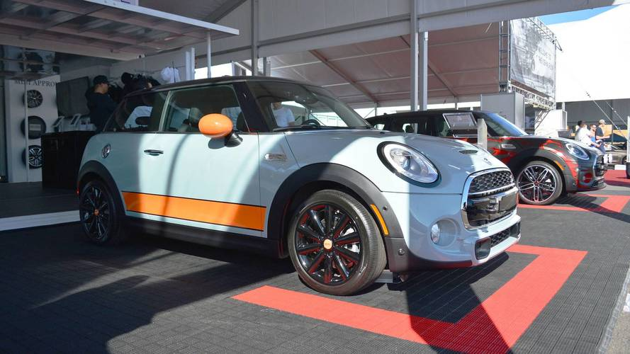 Mini Cooper S Hardtop Ice Blue Is All About Style At SEMA