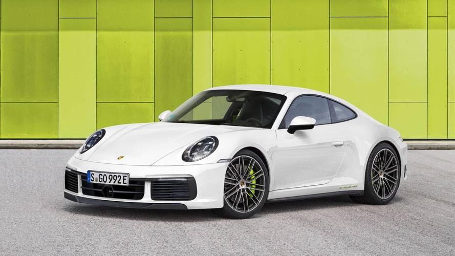 Porsche 911 Hybrid'in gelişimi devam ediyor olabilir