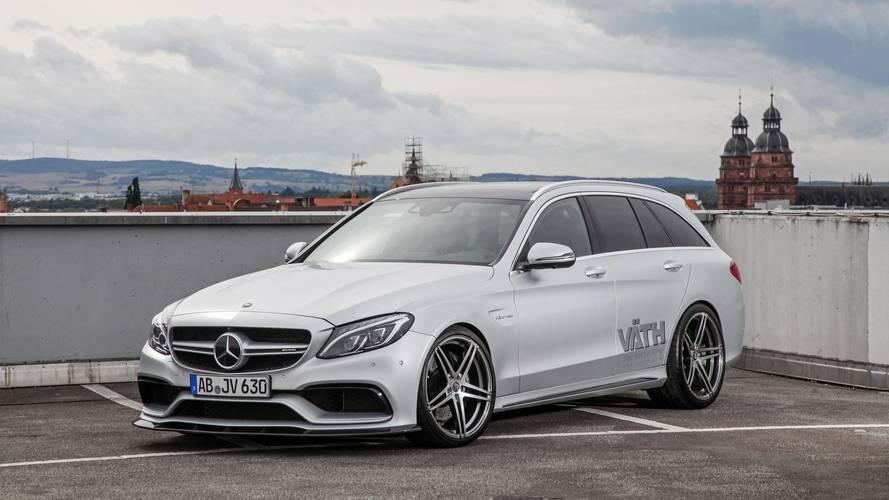 Mercedes-AMG C 63 S Estate, por VÄTH