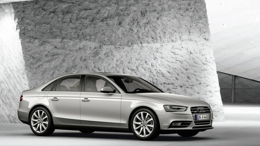 2014 Audi A4 to have muscular styling, improved aerodynamics - report