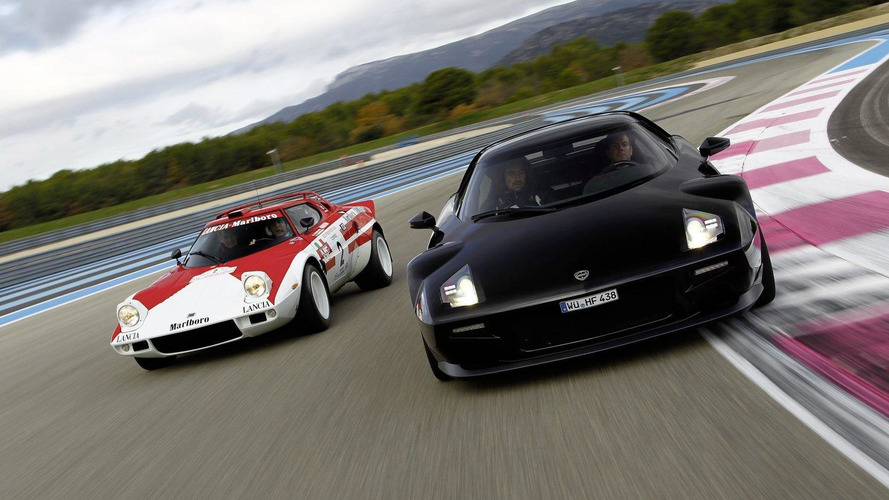 New Stratos to cost £570,000