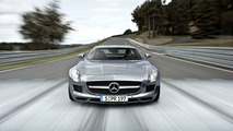 Mercedes-Benz SLS AMG screenshots in Grand Turismo 5