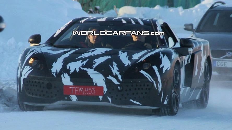 McLaren P11 Exclusive Spy Video