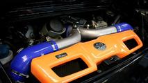 9ff DR640 tuned engine, 2010 Porsche 911 Turbo facelift, 05.04.2010