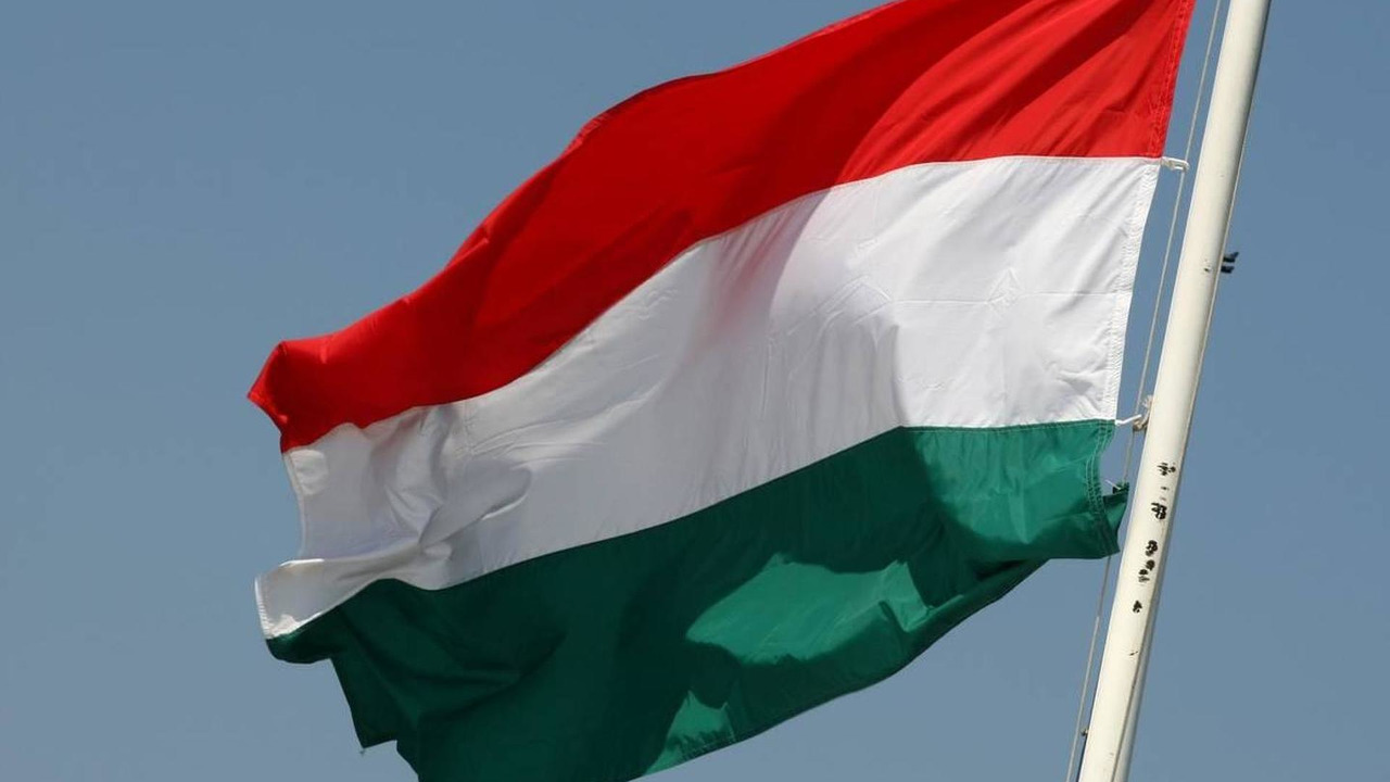 Hungarian Flag - Formula 1 World Championship, Rd 11, Hungarian Grand Prix, 31.07.2008 Budapest, Hungary