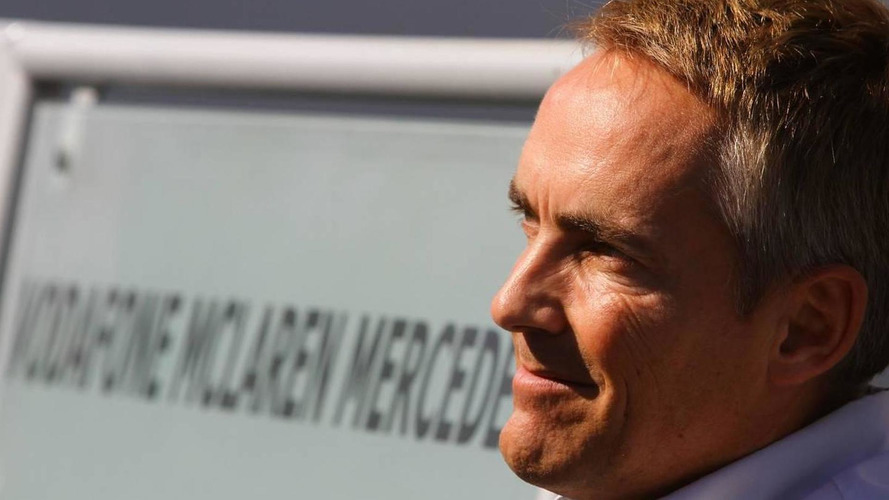 Unhappy Whitmarsh accepts Hamilton in-lap penalty
