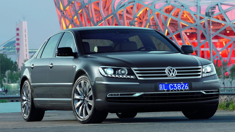 Larger next-gen Volkswagen Phaeton to feature an all-aluminum body - report