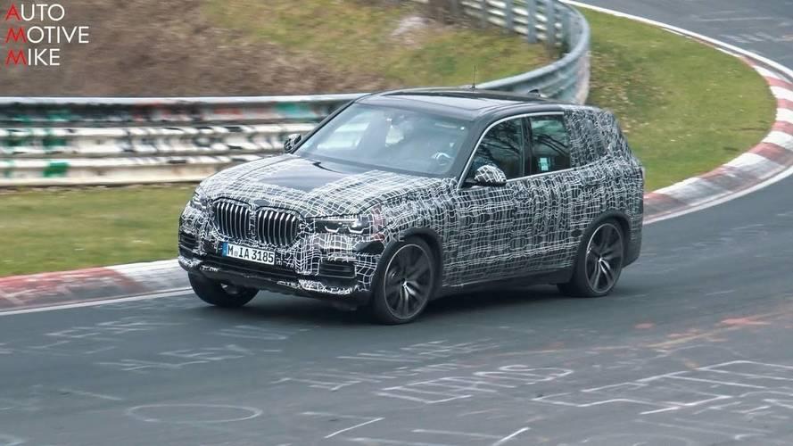 Még idén debütál az új BMW X5