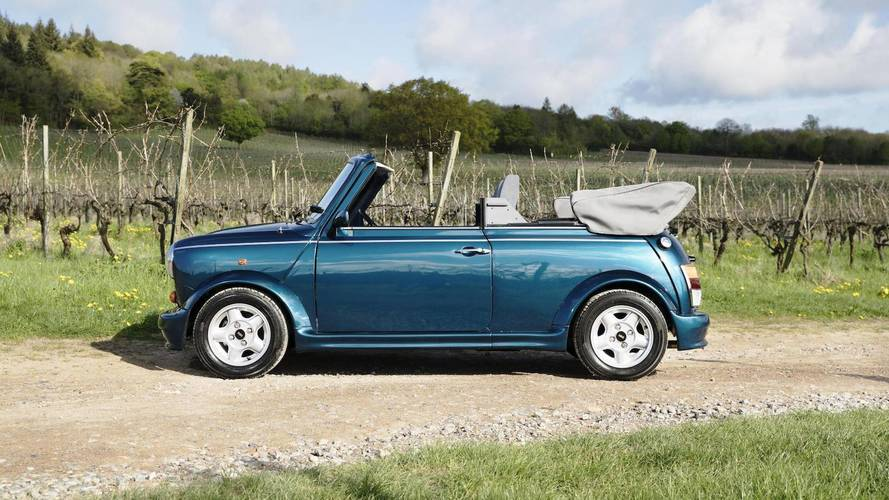 Mini Celebrates 25 Years Of The Convertible