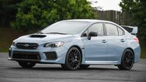 2019 Subaru WRX, WRX STI Series.Gray
